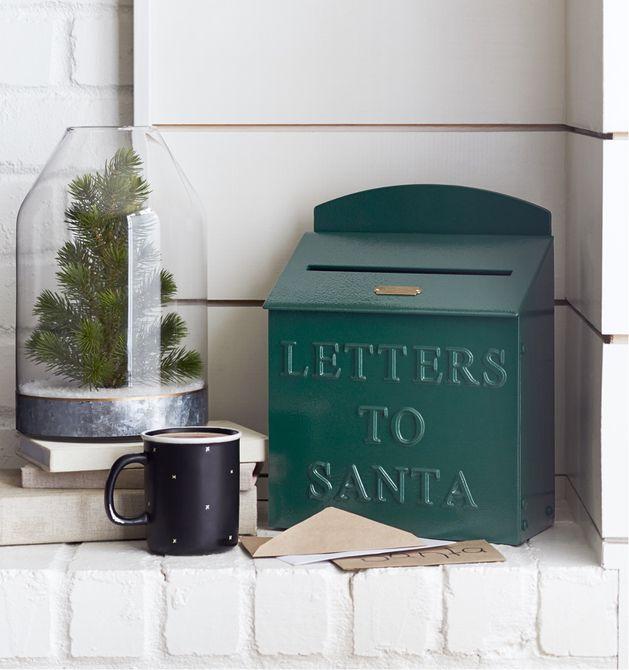 cartas al buzón de santa