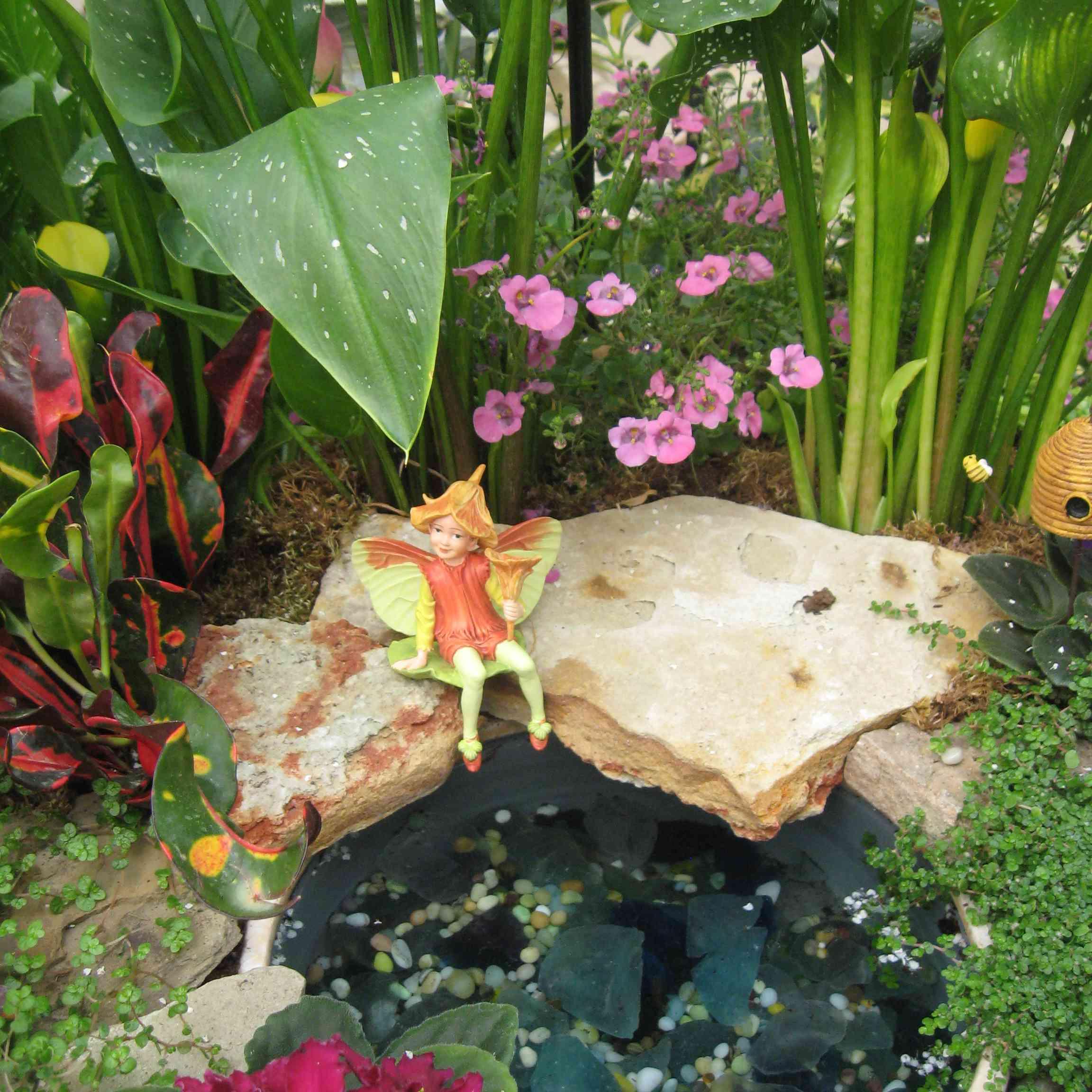 Fairy Garden Ponds