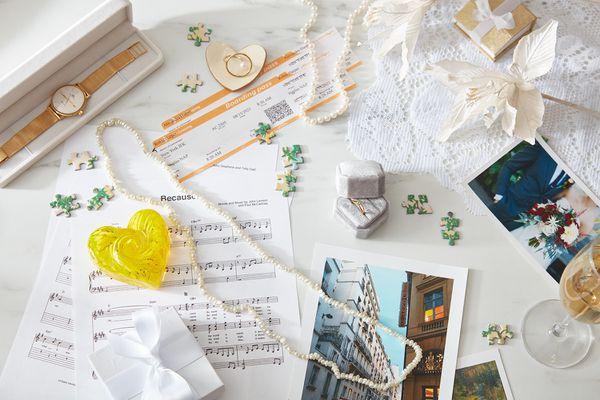 First wedding anniversary ideas