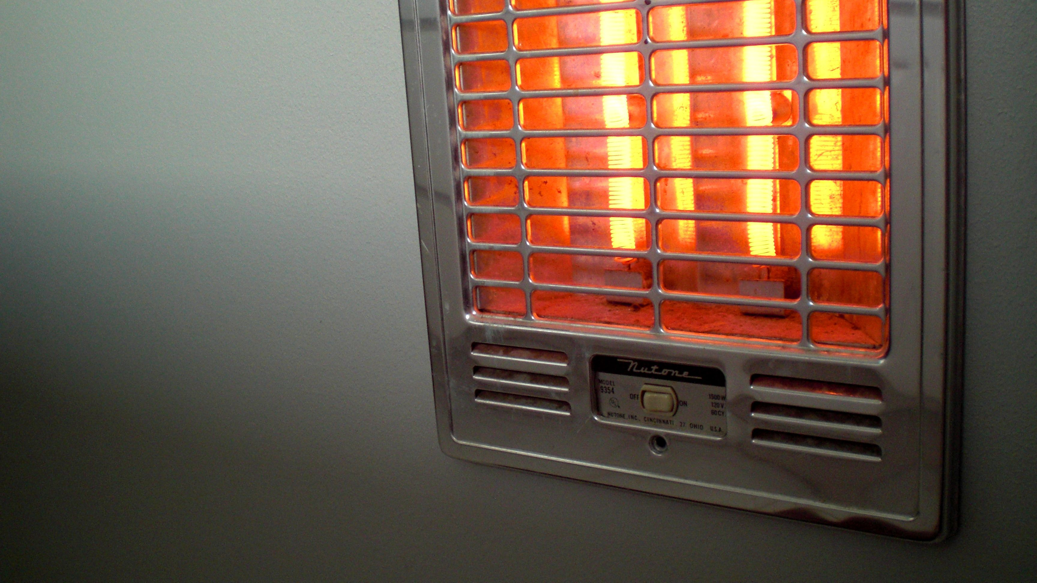 All About Infrared Space Heaters