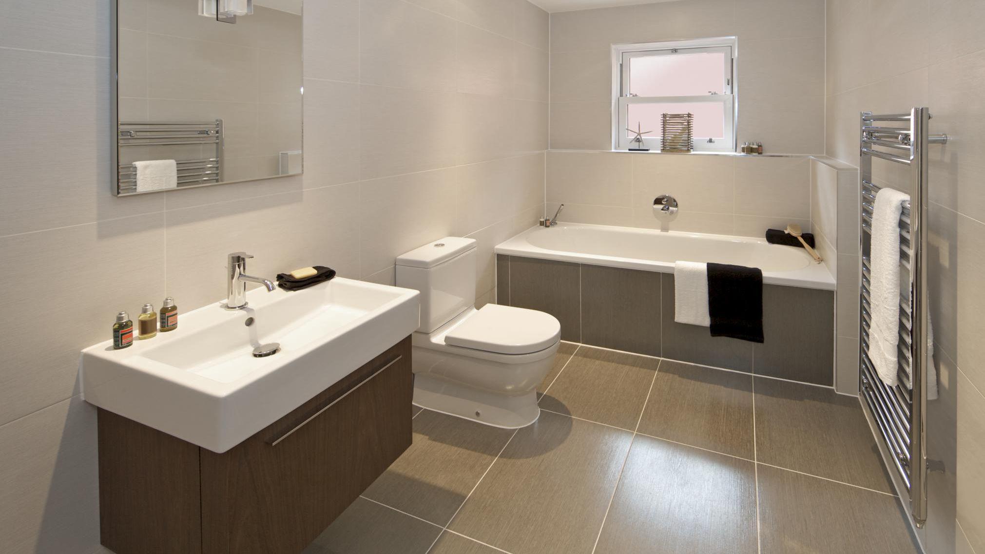 Bathroom Tile Size Advice Floors Showers And Tubs