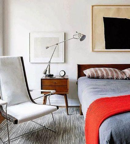 Modern, Contemporary, and Minimalist Bedroom Design