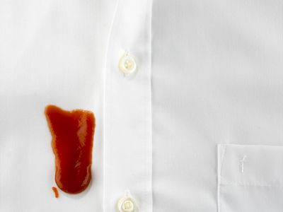 How To Remove Tomato Sauce Stains From Clothing