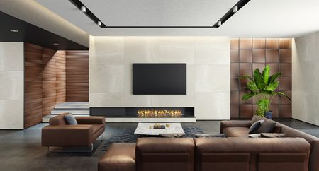 Fabulous Should You Mount Your Tv Over Your Fireplace Download Free Architecture Designs Scobabritishbridgeorg