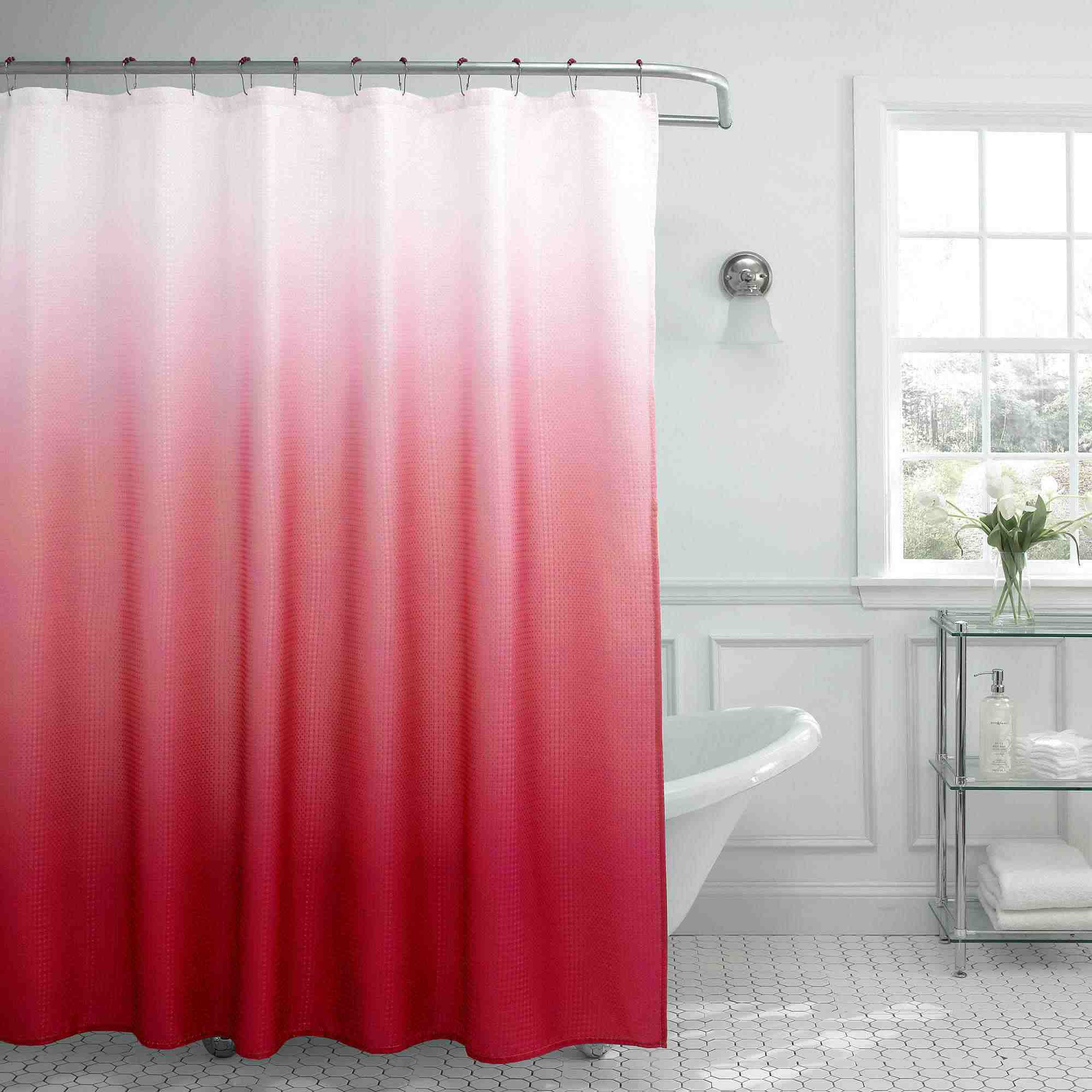 The 13 Best Bathroom Shower Curtains For Every Style Of 2020