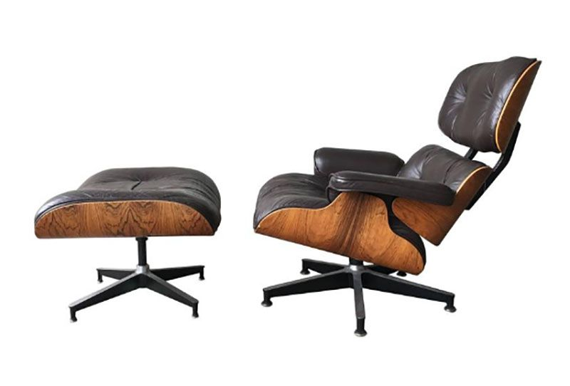De Eames Stoel : How to identify a genuine eames lounge chair