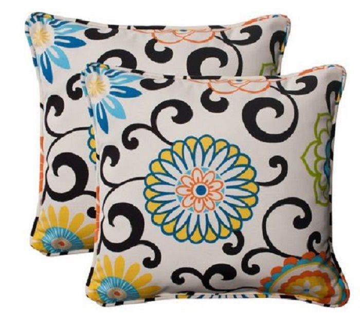 Top 6 Choices In Outdoor Patio Cushions And Pillows