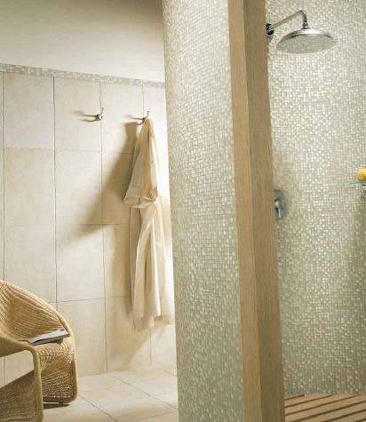 30 great bathroom tile ideas for Different styles of bathroom tiles