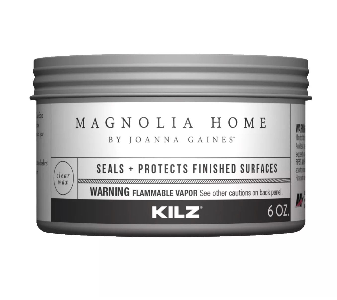 Magnolia Home by Joanna Gaines Clear Wax