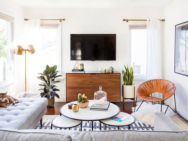 Mid-century-inspired-small-living-room