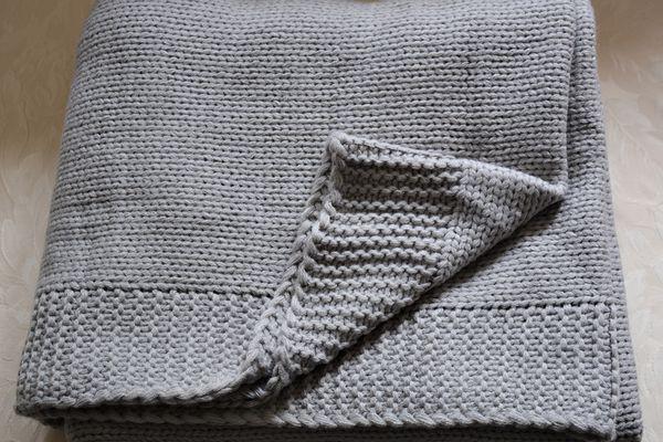 Bedsure Knit Throw Blanket