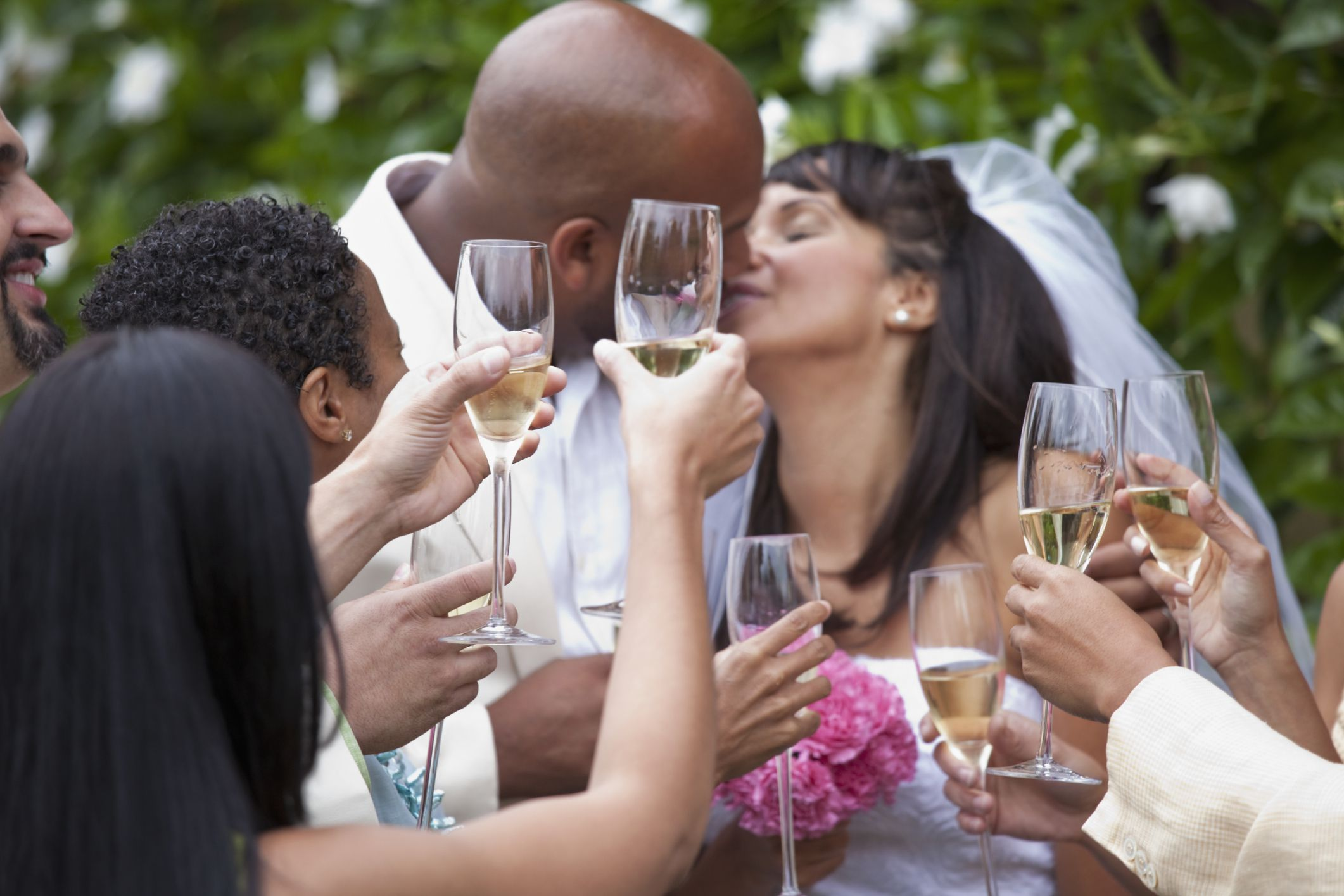Who Gives A Wedding Toast And When