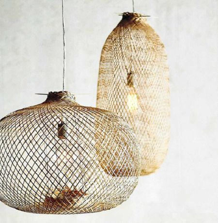 The best in woven lighting roost chedi bamboo pendants aloadofball Images