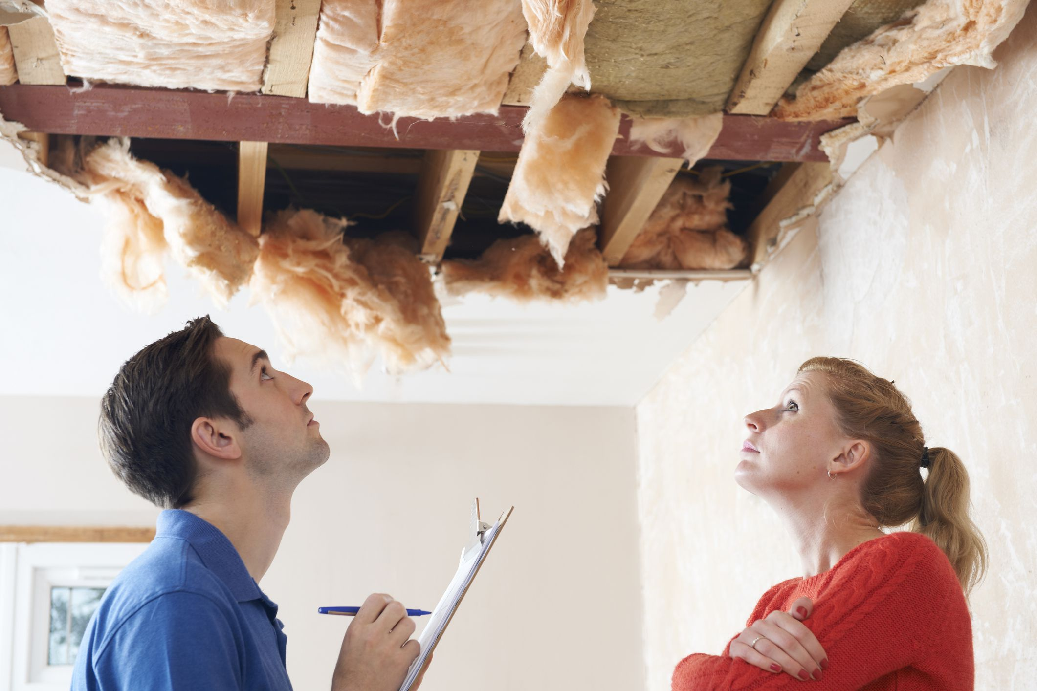 How To Replace Ceiling Drywall