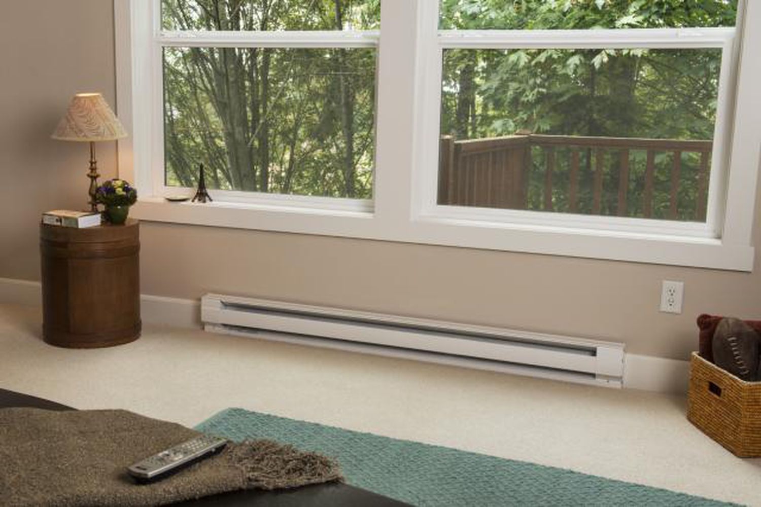 How To Size An Electric Baseboard Room Heater