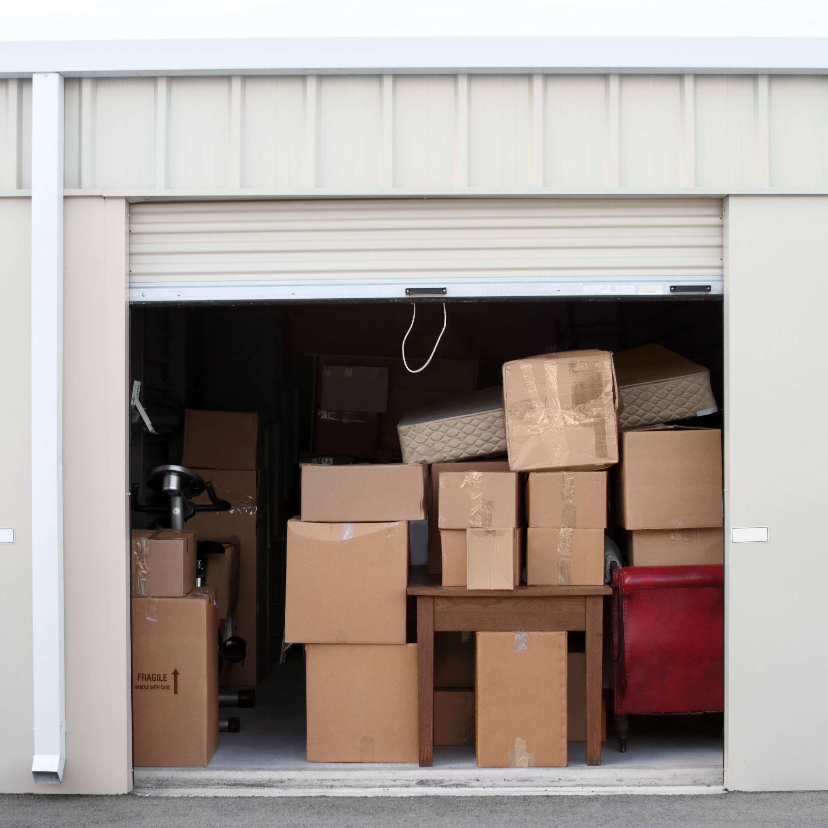 Rent Short Or Long Term Storage And Places To Store Furniture