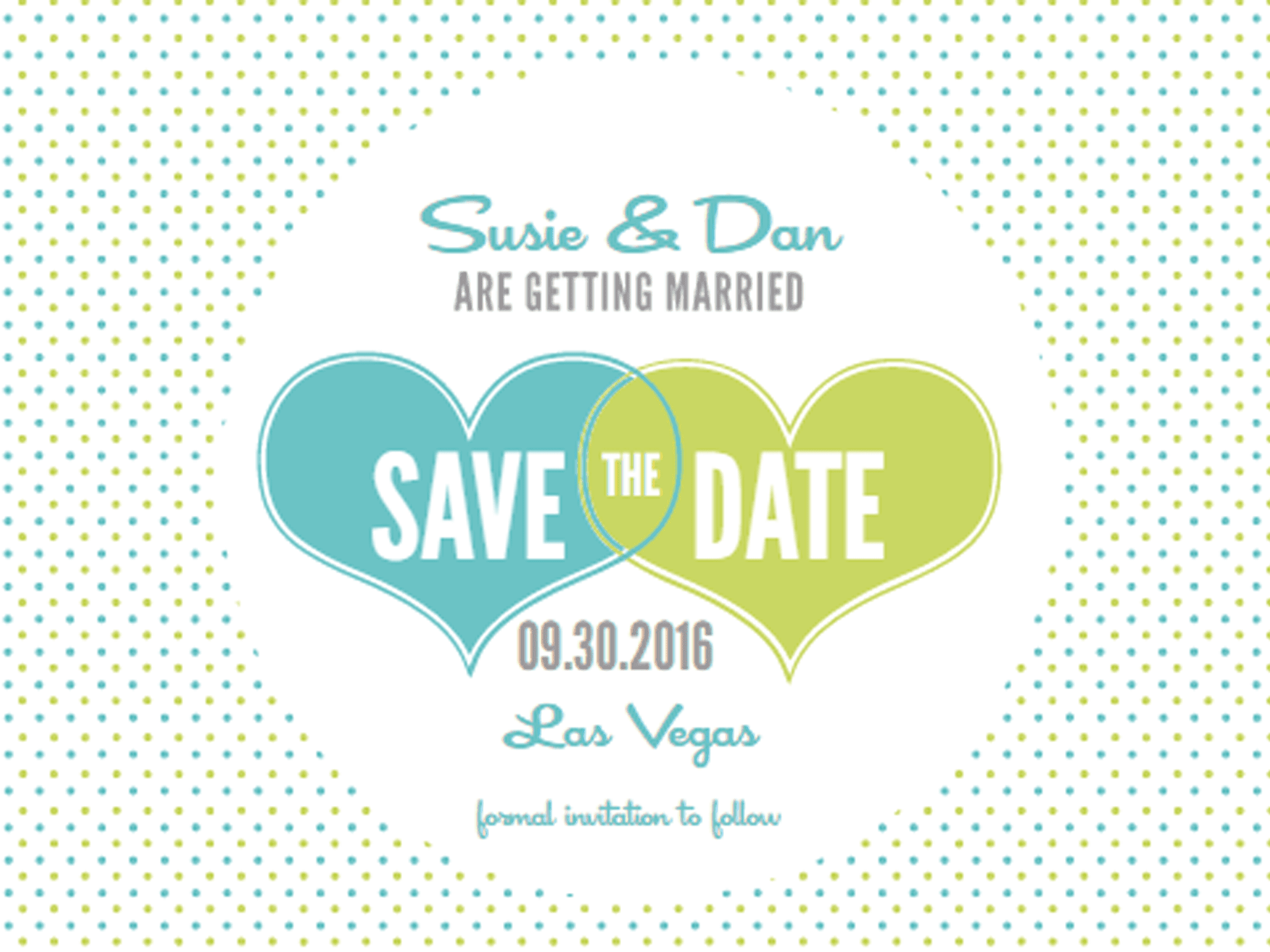 11 free save the date templates for Publisher save the date templates