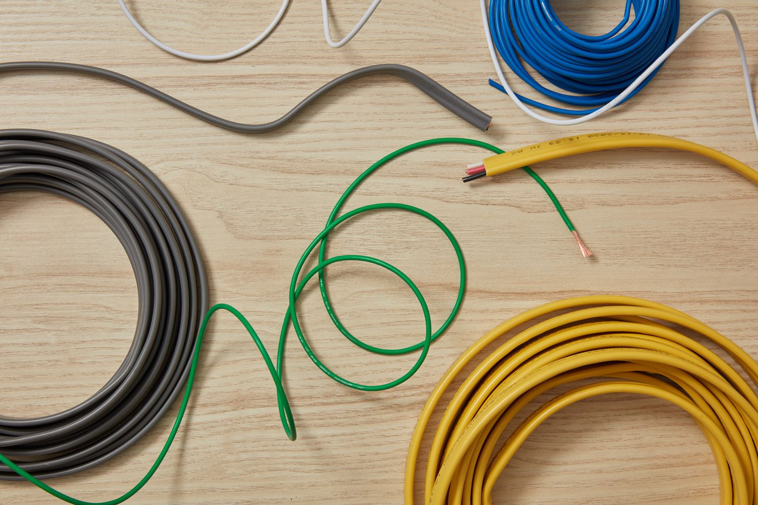Learning About Electrical Wiring Types, Sizes, and Installation | Home Electrical Wiring Supplies |  | The Spruce