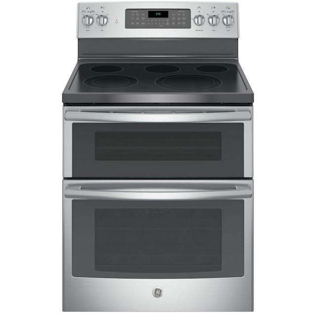 Best Overall Range Ge 6 Cu Ft Double Oven Electric