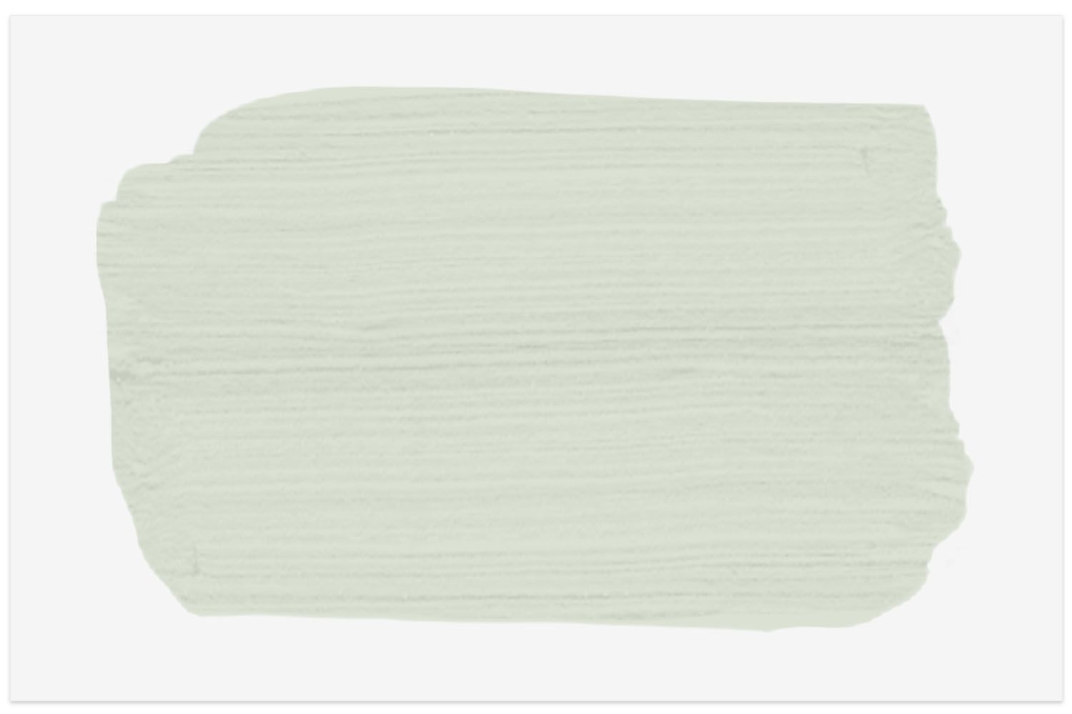 Magnolia Chime Gray paint swatch
