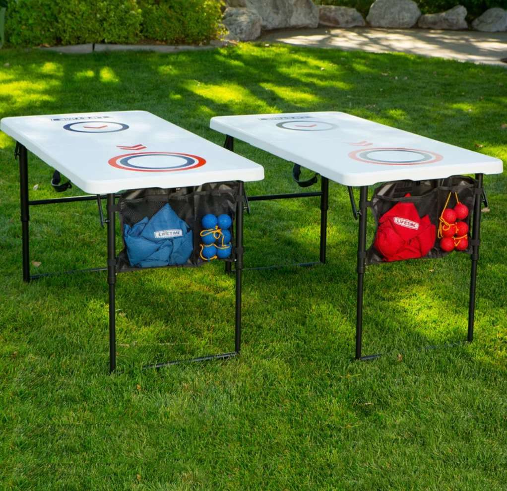 Games-On-the-Go Combo Ladder Ball