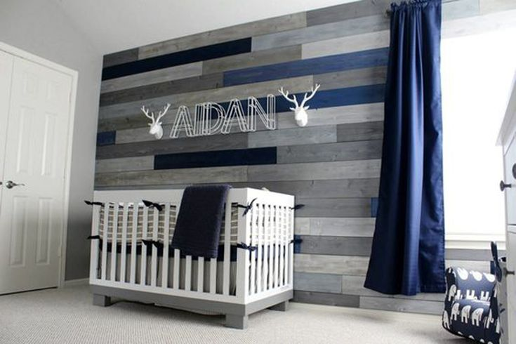Color Palettes For A Boy S Nursery