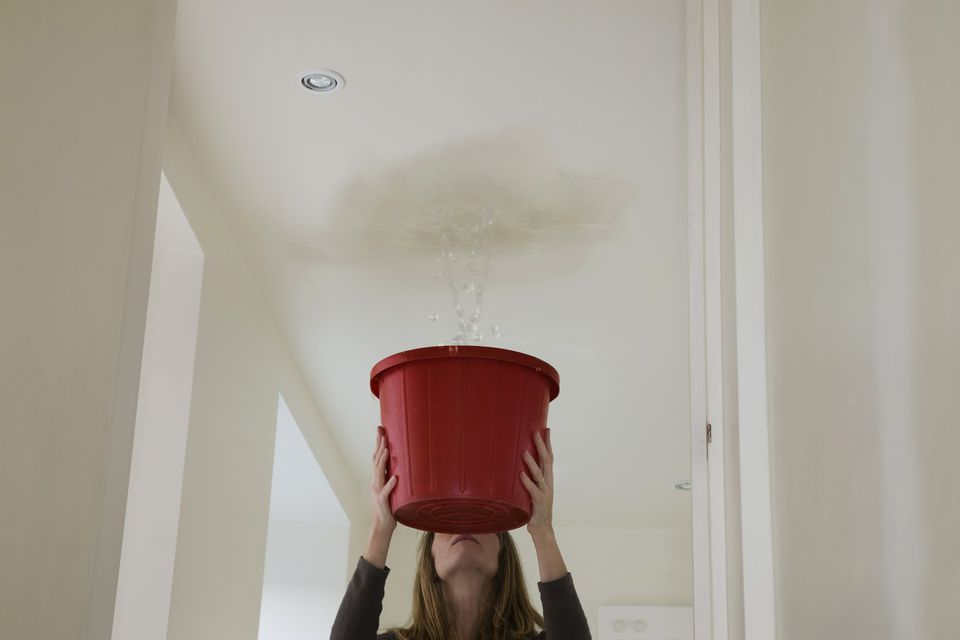 How To Troubleshoot And Fix Ceiling Leaks