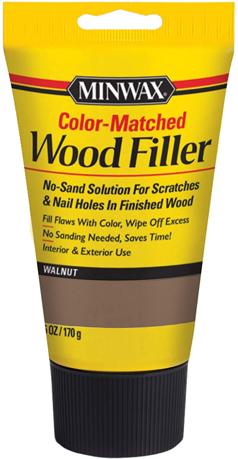 Minwax Color-Matched Wood Filler