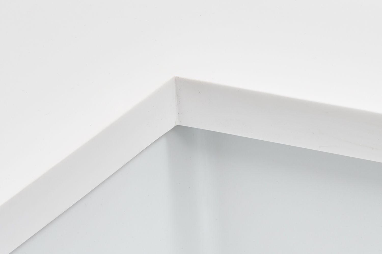 Corian countertop detail