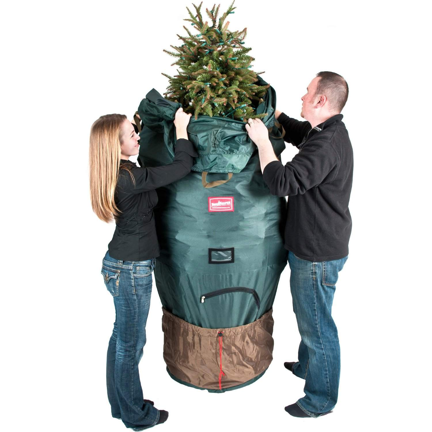 6 Storage Solutions for Your Artificial Christmas Tree