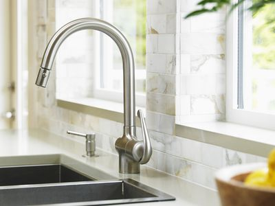 How To Install A Moen Kitchen Faucet Like Pro