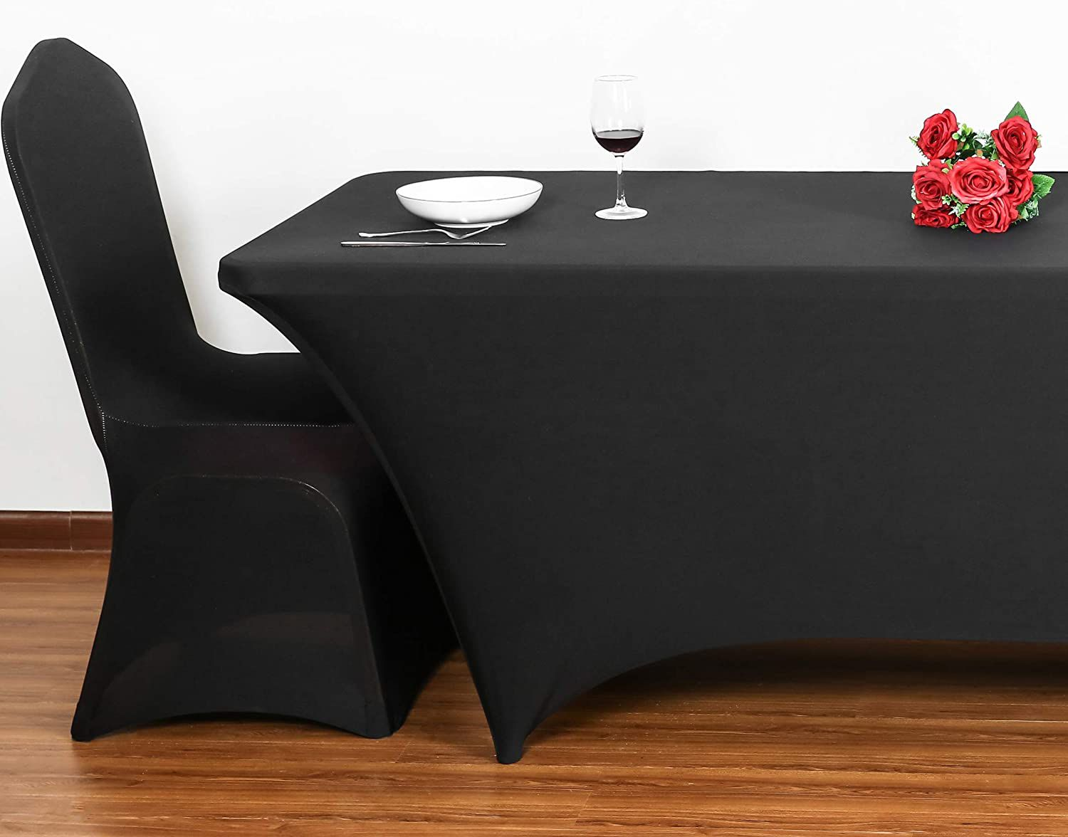 Obstal Stretch Spandex Table Cover