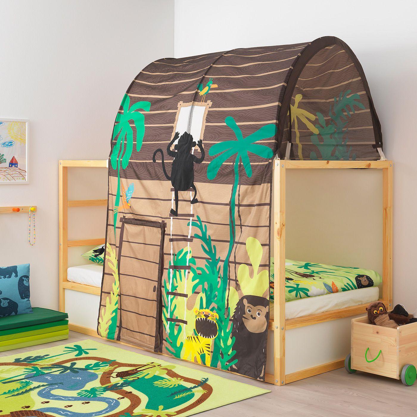Ikea Kura The World S Most Versatile Toddler Bed