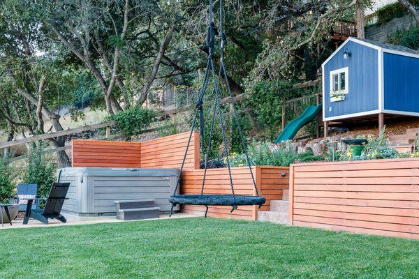 yard designs for kids