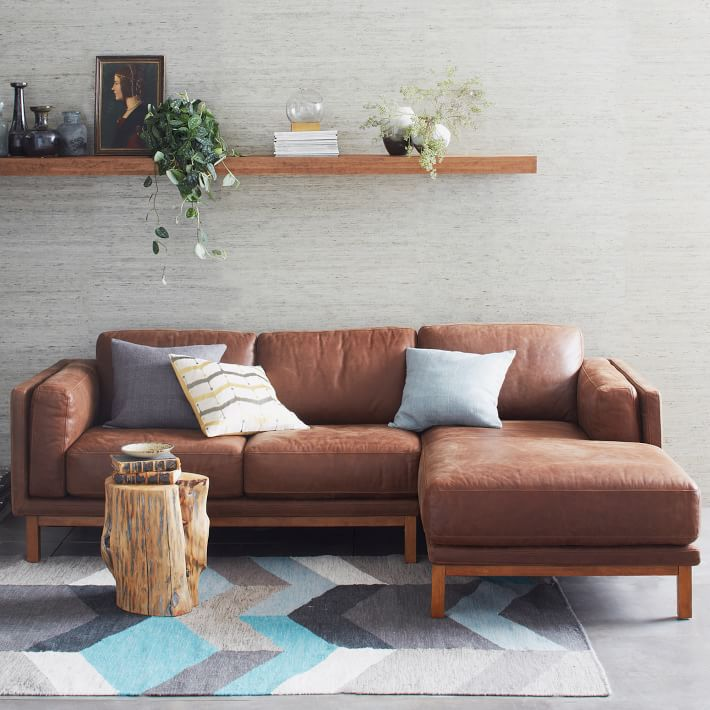 The 6 Best Leather Sofas of 2020