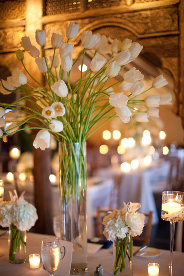 Tulip Winter Wedding Flower