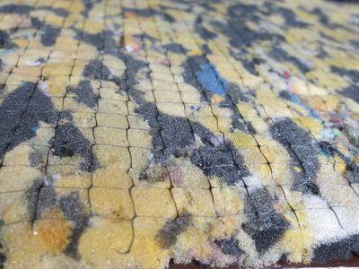 Rebond or Chipfoam Carpet Cushion Underlay
