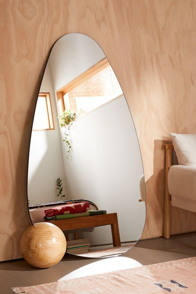 Safi Floor Mirror