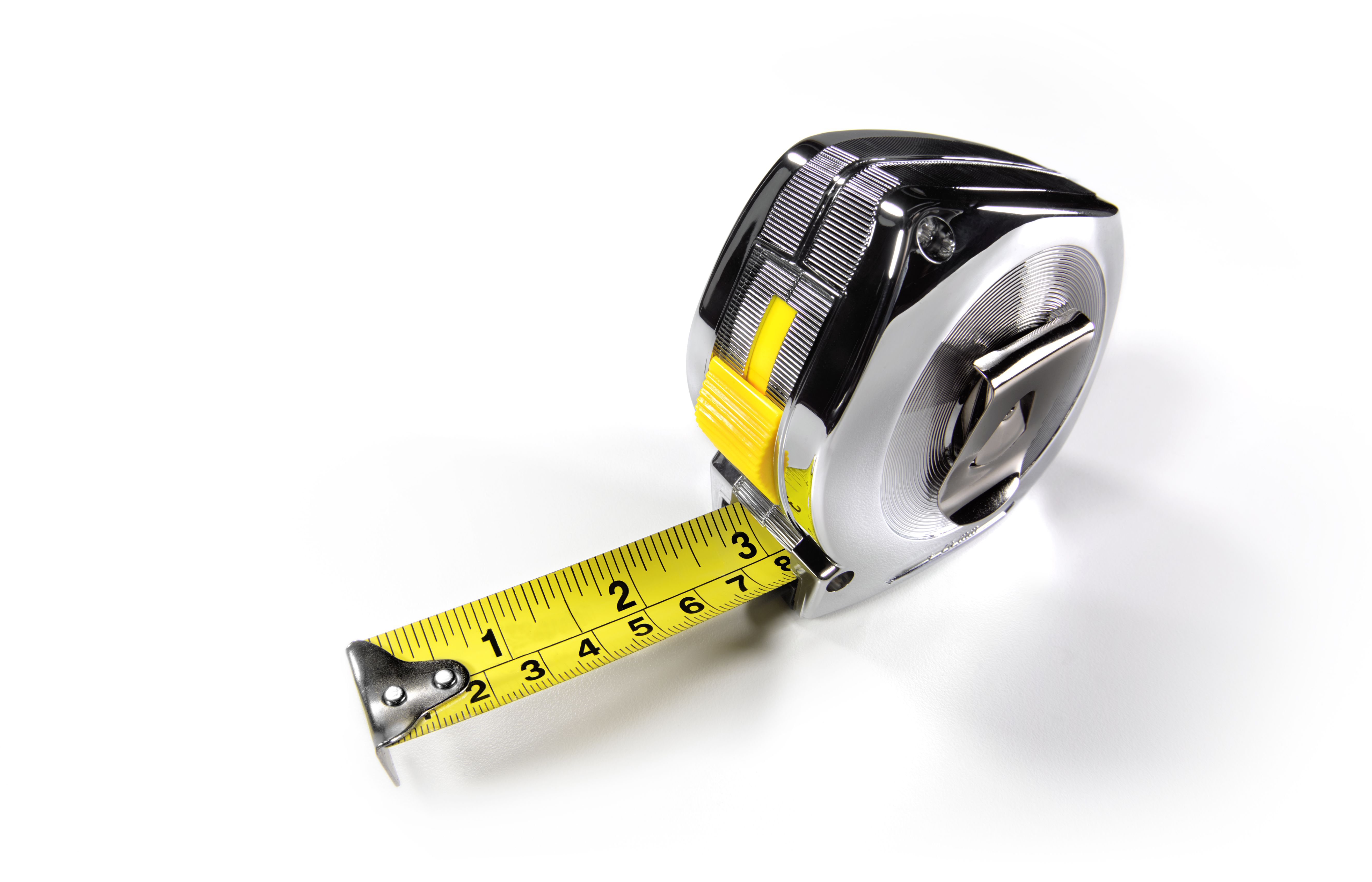 How to correctly read a tape measure aloadofball Images