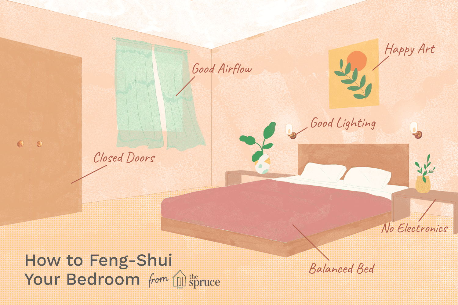 how to feng shui your bedroom. Black Bedroom Furniture Sets. Home Design Ideas