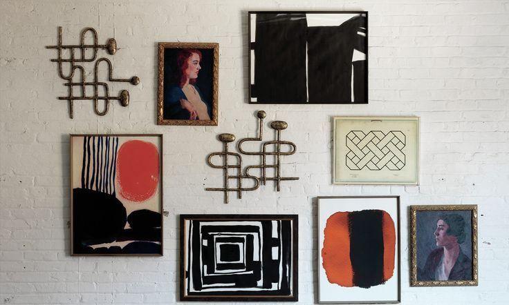 Inspirational Modern Art Framing Ideas
