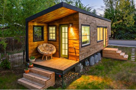 Five Tiny Houses You Can Build For Less 12 000