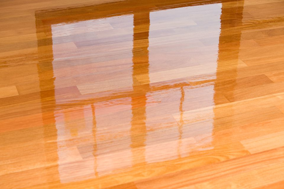 The Basics Of Laminate Flooring And Water