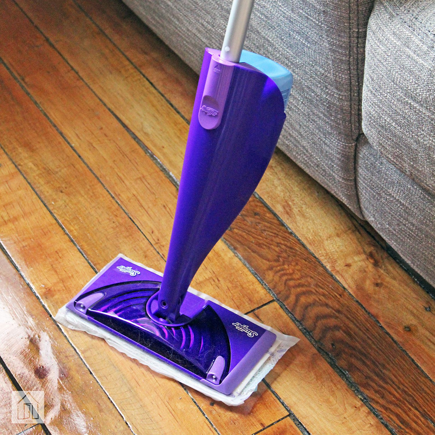 Are Swiffer Wet Pads Safe For Laminate Floors Carpet