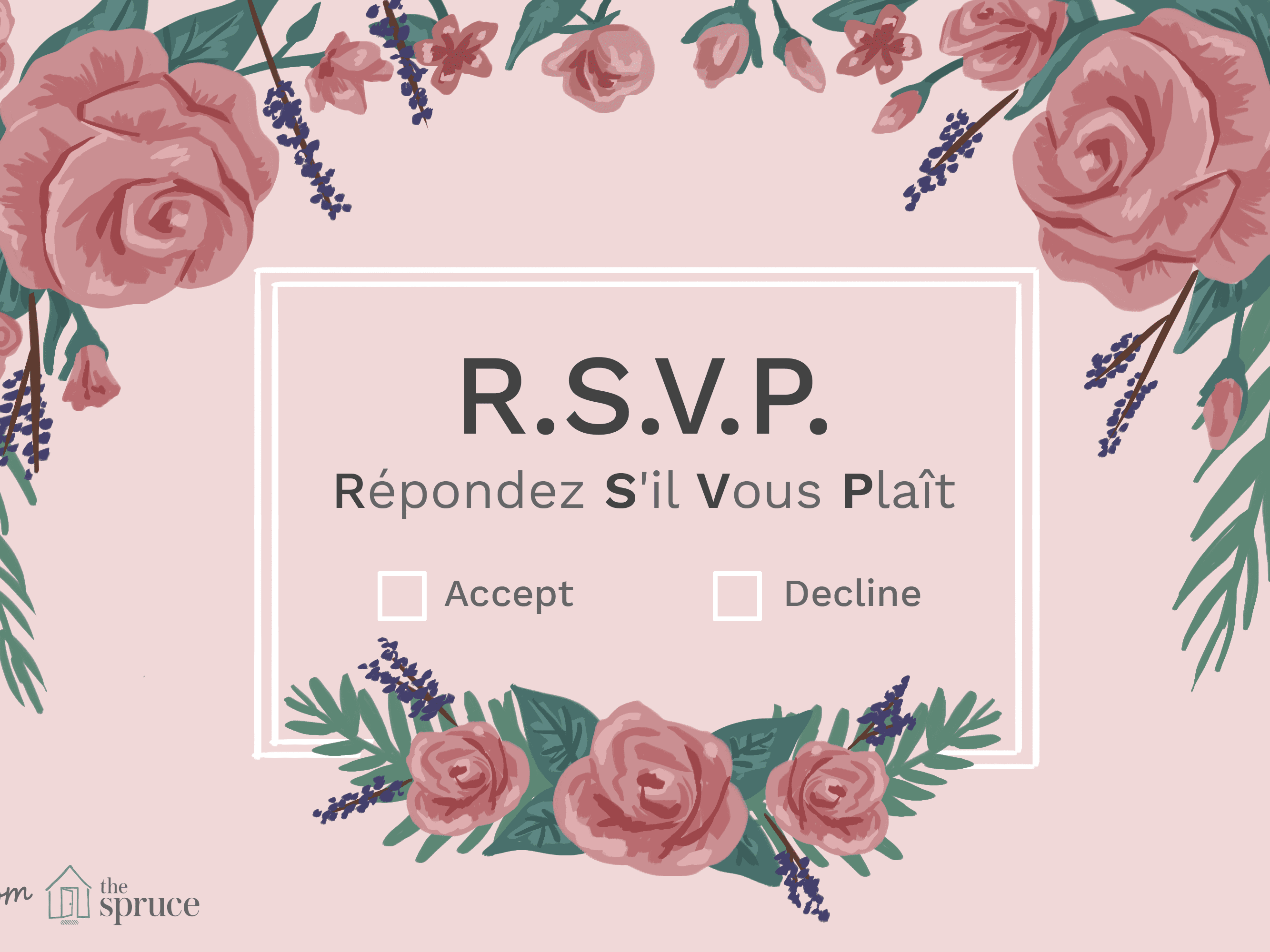 What Does RSVP Mean on an Invitation?