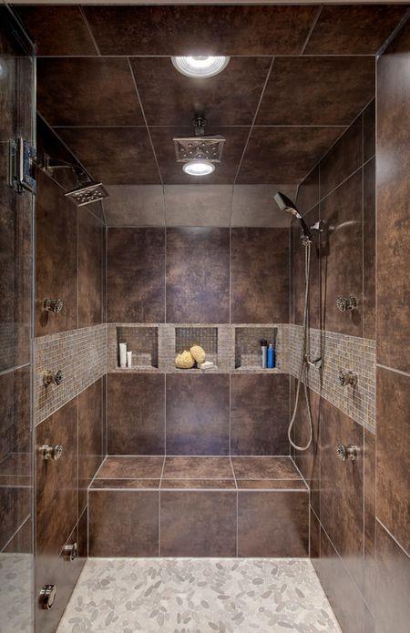 A Bathroom Inspiration Large Walk In Shower