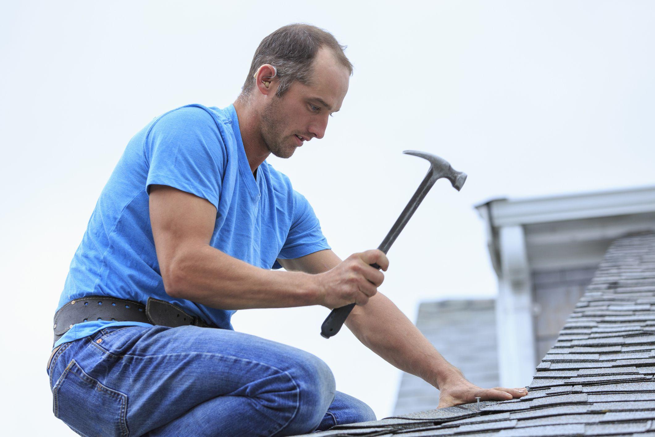 Temporary Repairs For Asphalt Shingle Roofs