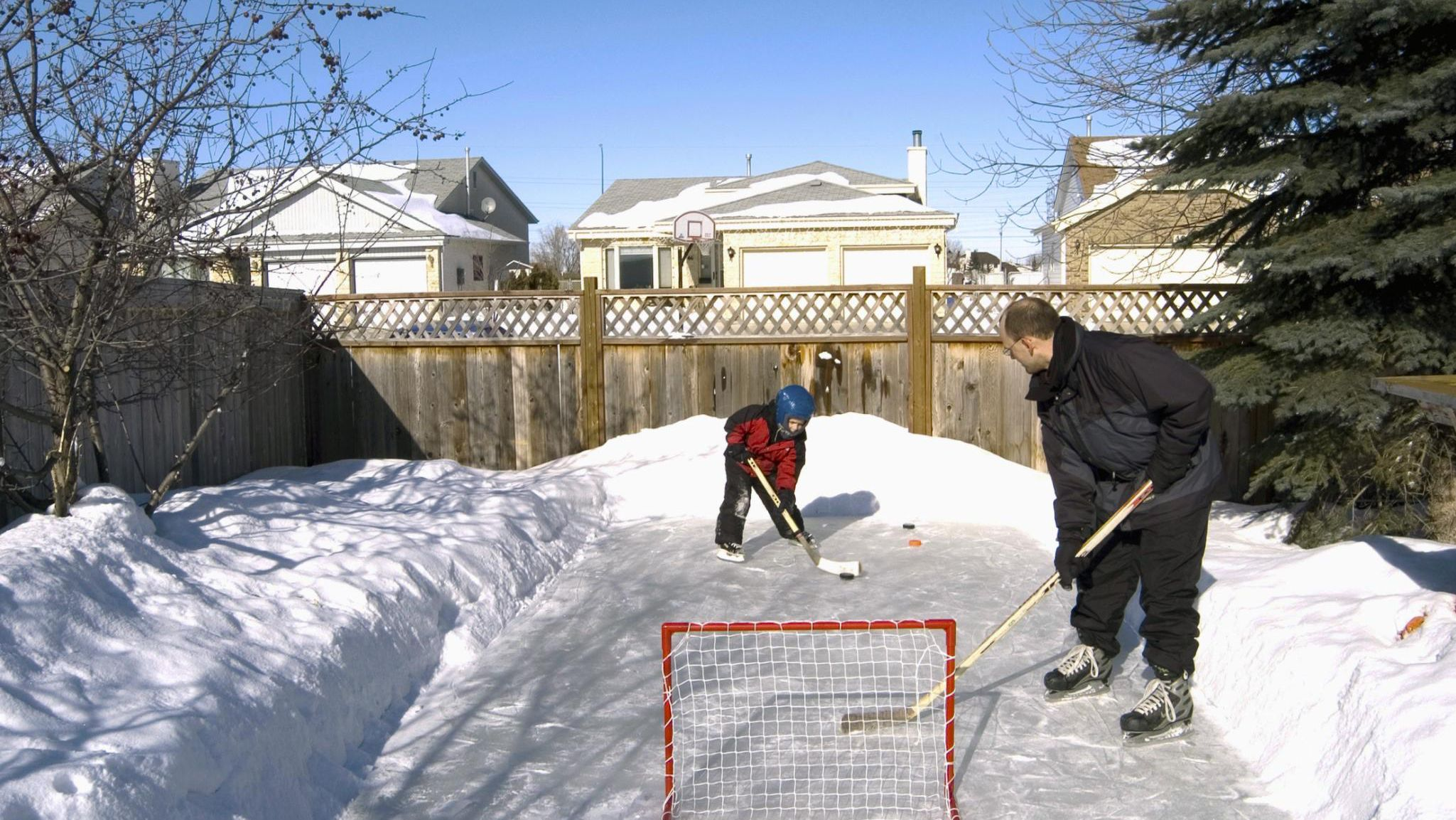 26 Top Pictures Best Backyard Rinks : How Do I Build An ...