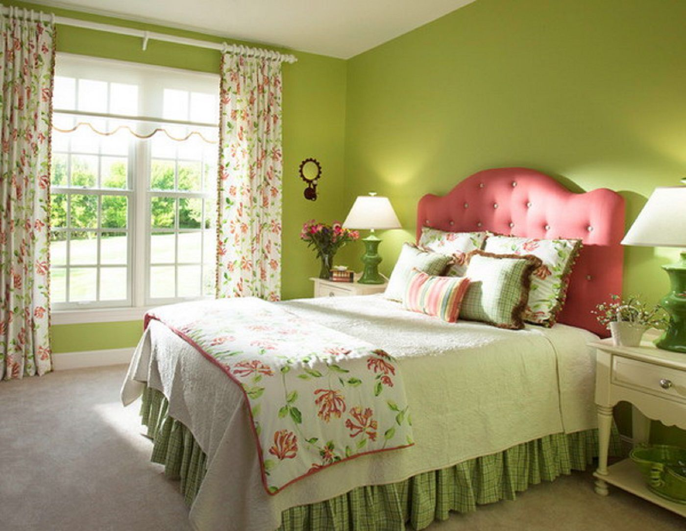 Bedroom Decorating Ideas for Every Color of the Rainbow
