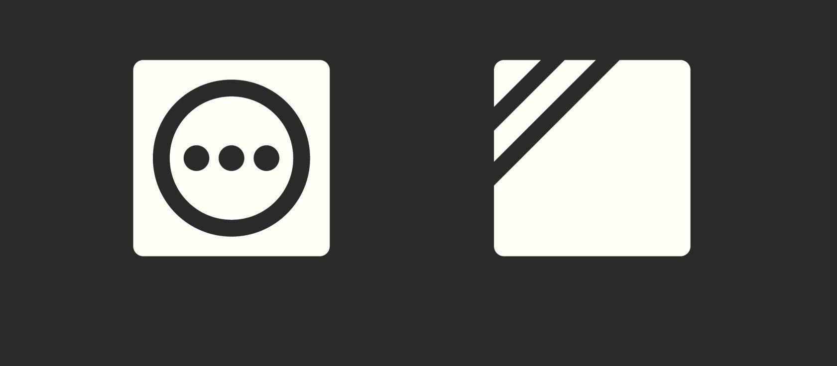 Drying Symbols